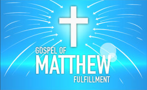 Gospel of Matthew Centered